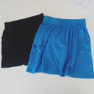 2 Skater Skirts
